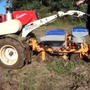 Plantadeira para Micro Trator
